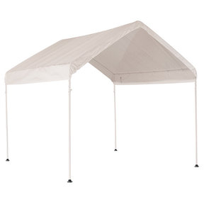 Max AP 10' x 10' Canopy, White