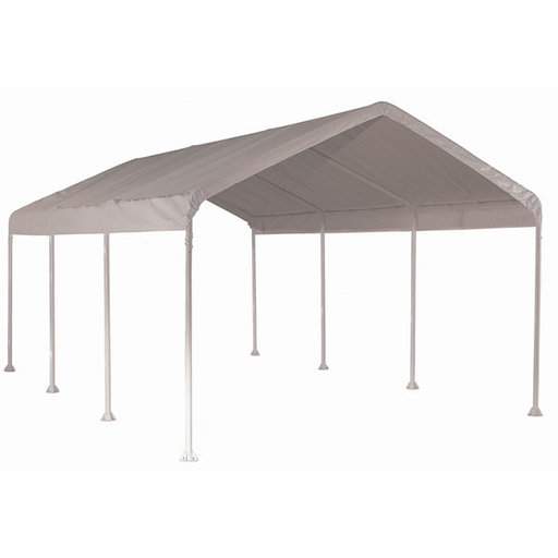 View a Larger Image of Max AP 10' x 20' HD 4-Rib Canopy, White