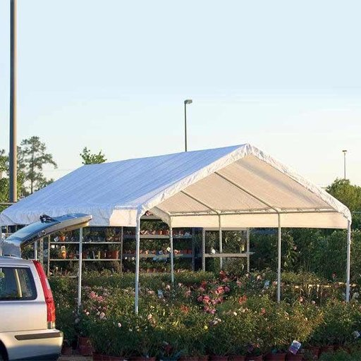 View a Larger Image of SuperMax 10 ft. x 20ft. All Purpose Canopy Replacement Cover