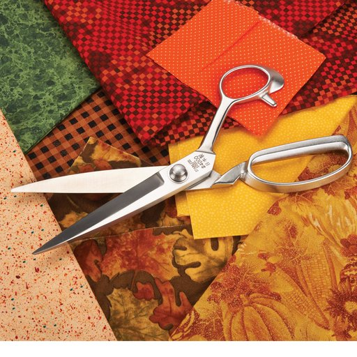 View a Larger Image of Shirasagi Stainless Steel Tailor Shears 240mm