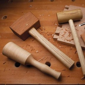 Shop Made Mallets - Downloadable Plan