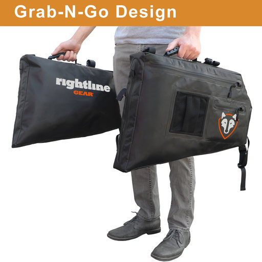 View a Larger Image of Side Storage Bags