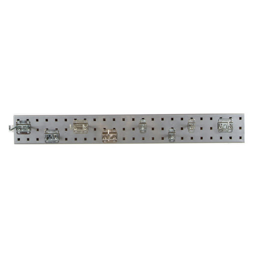 View a Larger Image of Silver Garden Pegboard Kit