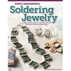 Simple Beginnings: Soldering Jewelry