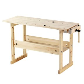Sjoberg Hobby Bench Birch Top