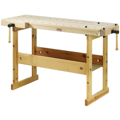 View a Larger Image of 1340 Birch Hobby Bench
