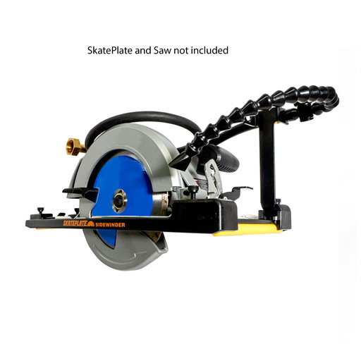 View a Larger Image of SkatePlate H2O Portable Water Saw Kit