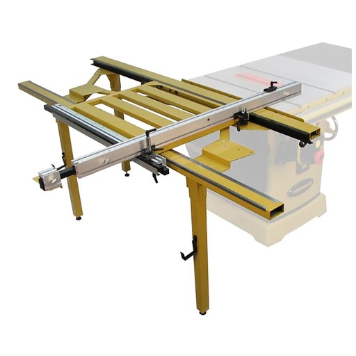 View a Larger Image of Sliding Table Kit, Model PMST-48