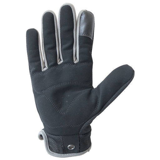 View a Larger Image of SlipOn Gloves, Black, Small