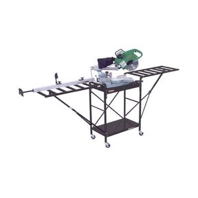 SmallShop Style Miter Saw Stand, Model 2875