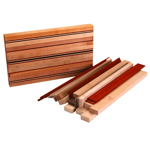 View a Larger Image of Smoke House Cutting Board Kit