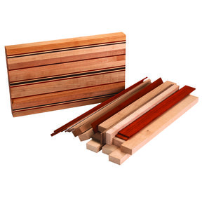 Smoke House Cutting Board Kit