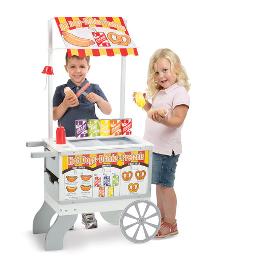 View a Larger Image of Snacks & Sweets Food Cart