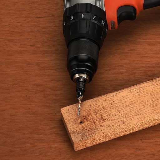 View a Larger Image of 25PC Countersink Drill and Driver Bit Set