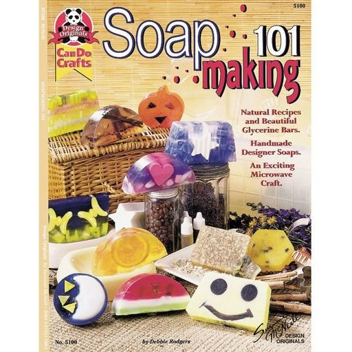 View a Larger Image of Soapmaking 101