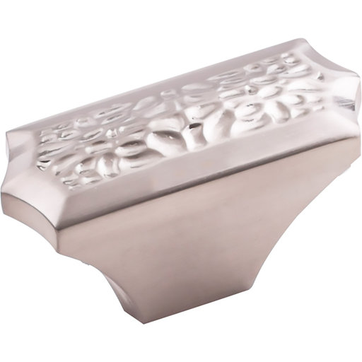 """View a Larger Image of Solana Oblong Knob, 2"""" O.L.,, Satin Nickel"""