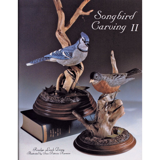 View a Larger Image of Songbird Carving II