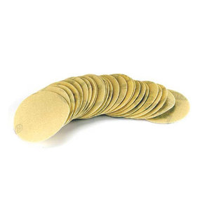 "2"" Sanding Disc, 60 Grit, 25 pack"