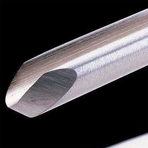 Fingernail Spindle Gouge 1/2""