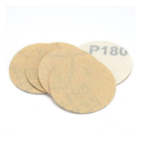 "2"" Hook & Loop Sanding Disc 180 Grit 5 pk"