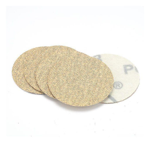 "View a Larger Image of H&L 2"" Sanding Disc, 60 Grit, 5 pack"
