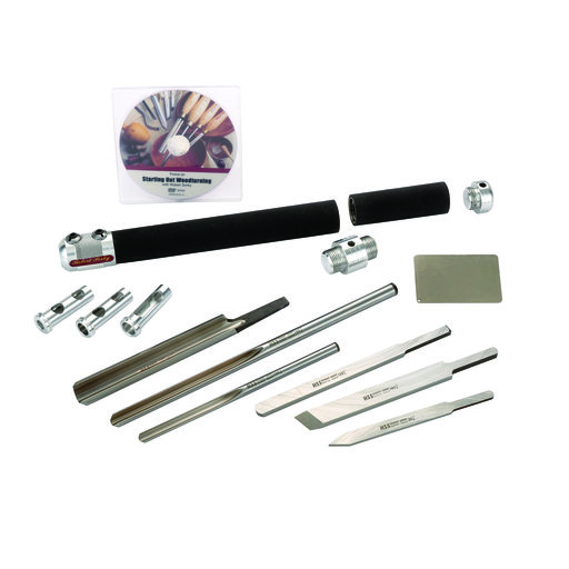 View a Larger Image of Sovereign 6 Piece Turning Tool Boxed Set