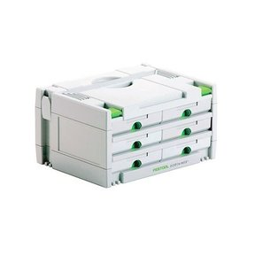 SORT 6 Drawer Systainer