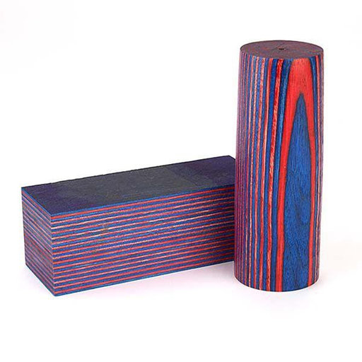 "View a Larger Image of SpectraPly Patriot 2"" x 2"" x 6"""