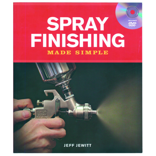 View a Larger Image of Spray Finishing Made Simple