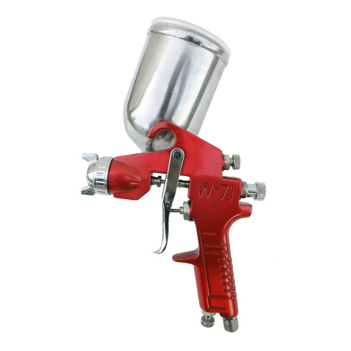 View a Larger Image of SP-352 Gravity Feed Spray Gun with Aluminum Swivel Cup