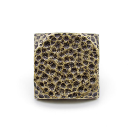 """View a Larger Image of Square 1-1/2"""" Hammered Clavo Decorative Nail, 8-Pack, Brass Oxide"""