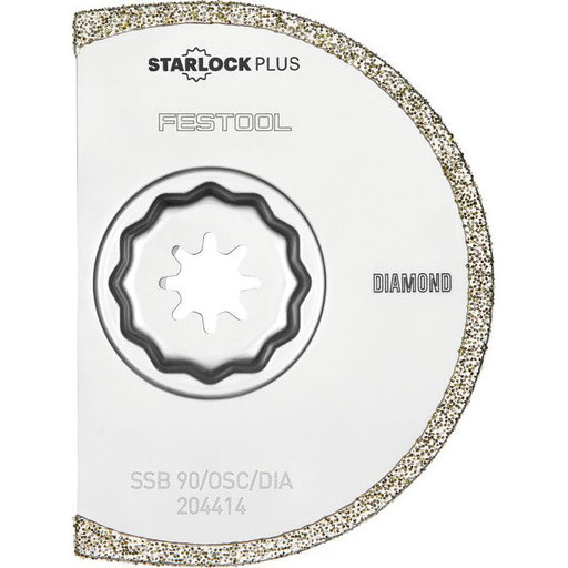 View a Larger Image of SSB 90/OSC/DIA Diamond Saw Blade for Festool Vecturo