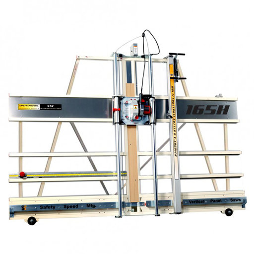 View a Larger Image of SSC165H Panel Saw & Dust Free Cutter Combo