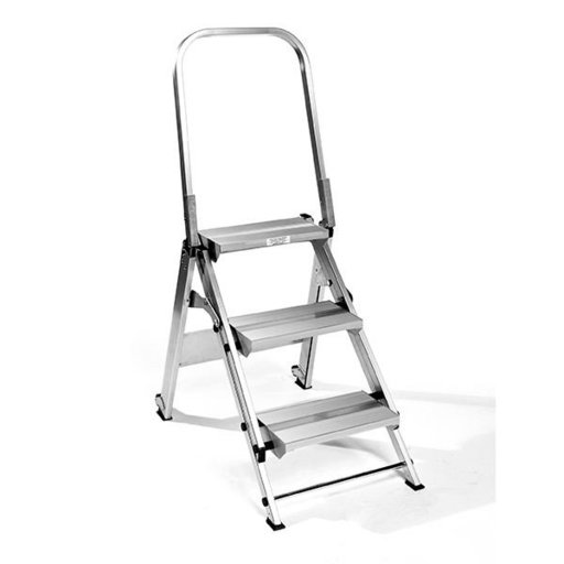View a Larger Image of Stable Step WT3 Step Stool