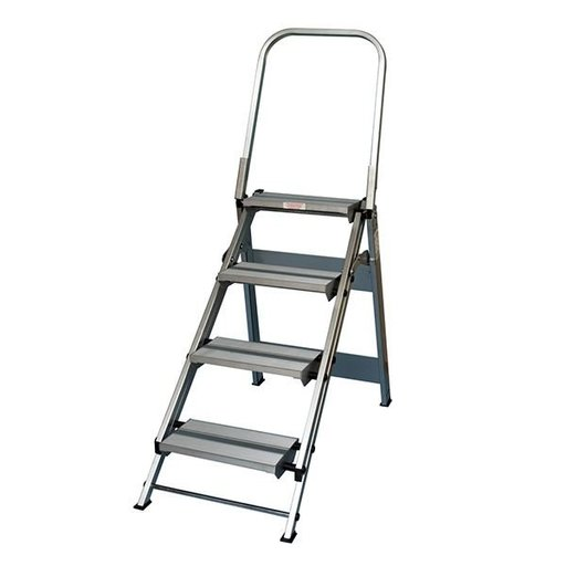 View a Larger Image of Stable Step WT4 Step Stool