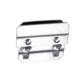 Stainless Steel BinClip for Stainless Steel LocBoard, 3 Pack