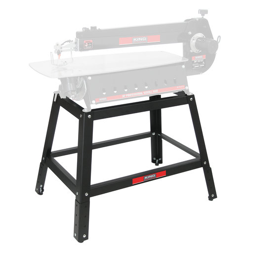 View a Larger Image of Stand for King Industrial 30 Inch Scroll Saw