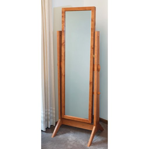 View a Larger Image of Standard Mirror with Storage Downloadable Plan