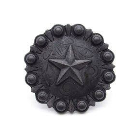 Star Clavo, 8-Pack, Black Oxide