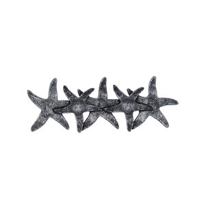 Starfish  Pull, Pewter Oxide