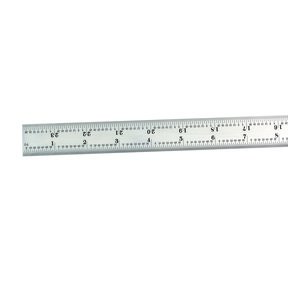 "CB24-4R 24"" Length Rule for 12"" Combination Square"