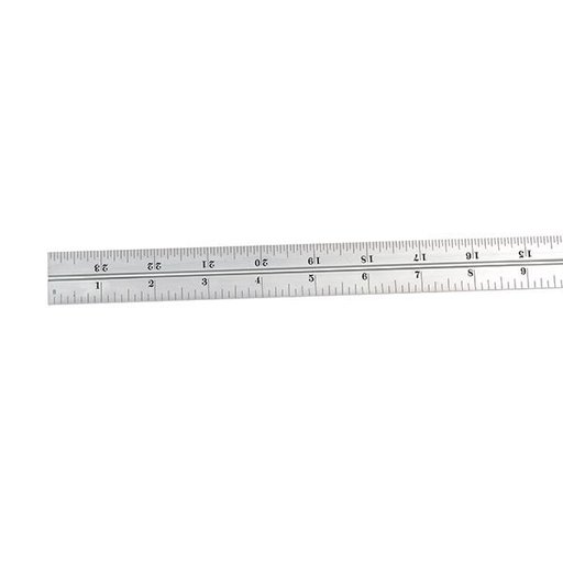 "View a Larger Image of CB24-4R 24"" Length Rule for 12"" Combination Square"