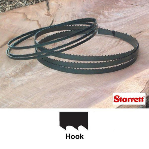 """View a Larger Image of Duratec SFB Bandsaw Blade 72"""" x 1/2"""" x 4tpi Hook"""