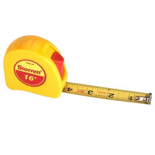 "View a Larger Image of KTS34-16-N 3/4"" x 16' Pocket Tape Measure"