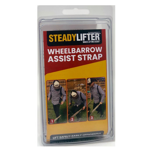 View a Larger Image of SteadyLifter - Wheelbarrow Assist Strap