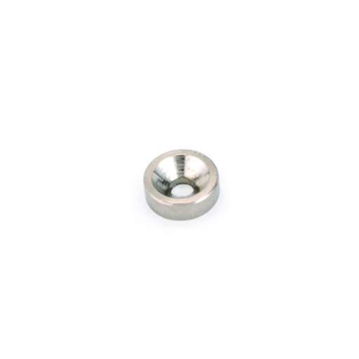"View a Larger Image of Steel Washers 3/8"" O.D For Rare Earth Magnets 10pc w/ #4 x 1/2"" Screws"