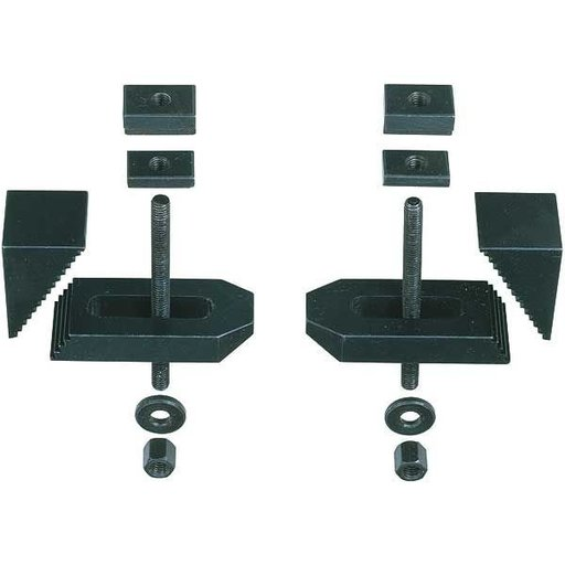 View a Larger Image of Step Clamp Set, Model 24257