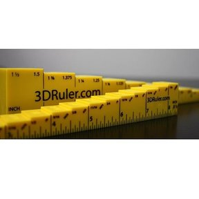 Step Gauge 3D Ruler