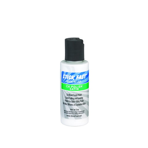 View a Larger Image of StickFast CA Polish Satin  2oz