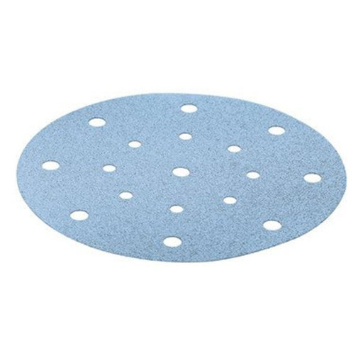View a Larger Image of Stickfix D150 Granat Sanding Disc, P500 grit, 100 pieces